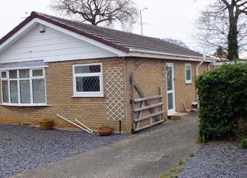 Thumbnail 2 bed bungalow for sale in Rowan Close, Llay, Wrexham