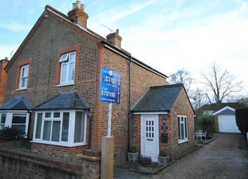 Thumbnail 3 bed cottage for sale in Bowden Road, Sunninghill, Ascot
