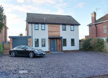 Liverpool Road West, Church Lawton, Stoke-On-Trent ST7. 4 bed detached house for sale