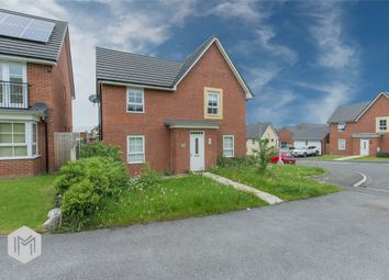 Thumbnail 4 bed detached house for sale in Lodge Close, Radcliffe, Manchester, Lancashire