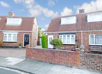 Thumbnail 1 bed semi-detached house for sale in Rae Avenue, Wallsend