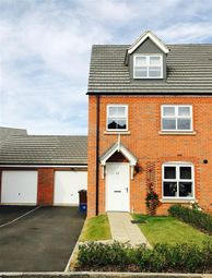 Thumbnail 3 bedroom property to rent in Turnpike, Moulton, Northampton