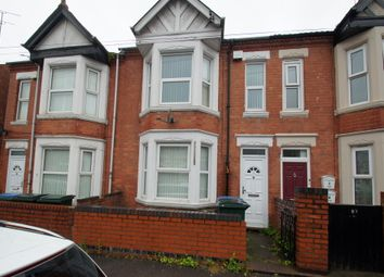 Thumbnail 6 bedroom terraced house to rent in Kingsway, Coventry
