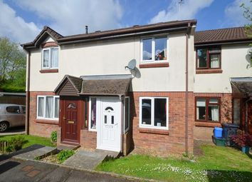 Thumbnail 2 bed terraced house for sale in Gronau Close, Honiton