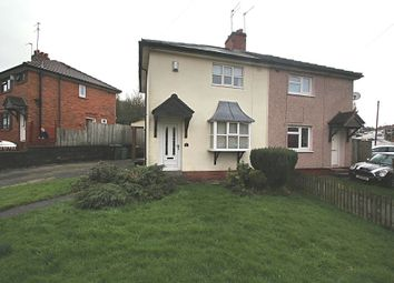 2 bed semi-detached house to rent in Hillside Road, Dudley DY1
