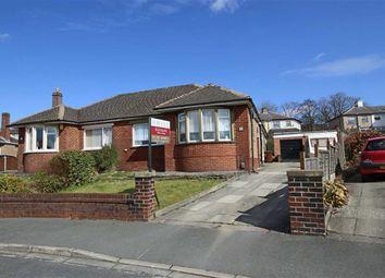 Thumbnail 3 bed semi-detached bungalow for sale in Bentham Avenue, Burnley, Lancashire
