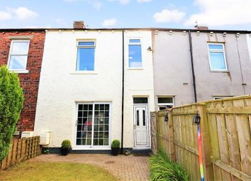 Thumbnail 3 bedroom terraced house for sale in Robinson Terrace, Hobson, Newcastle Upon Tyne