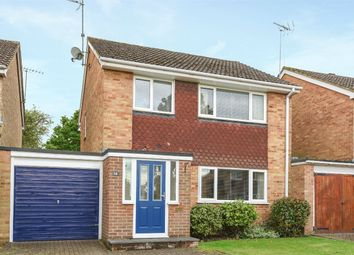 Thumbnail 3 bedroom link-detached house for sale in Sarum Crescent, Wokingham, Berkshire