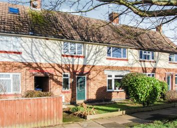 Thumbnail 3 bed terraced house for sale in Windrush Road, Hardingstone, Northampton