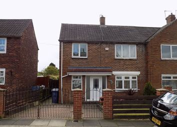Thumbnail 3 bedroom semi-detached house to rent in Soane Gardens, South Shields