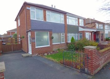 Thumbnail 3 bed semi-detached house for sale in Baker Drive, Great Sutton, Ellesmere Port, Cheshire