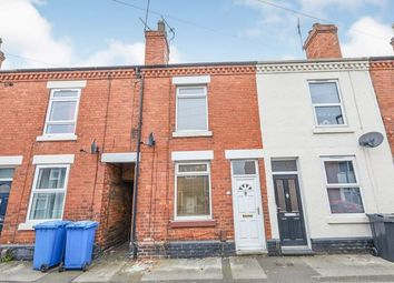 Thumbnail 2 bed terraced house for sale in Brighton Road, Alvaston, Derby, Derbyshire