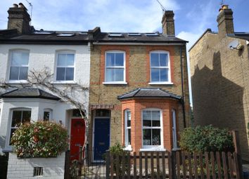 Thumbnail 3 bed end terrace house for sale in Arlington Road, Teddington