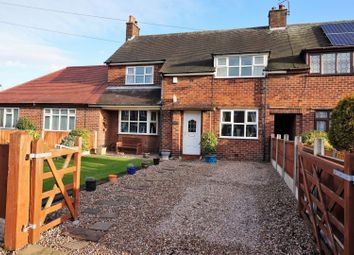 Thumbnail 4 bed terraced house for sale in Holly Grove, Tabley, Knutsford
