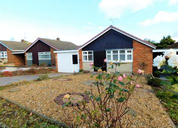 Thumbnail 2 bed detached bungalow for sale in Springvale Rise, Parkside, Stafford