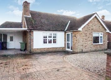 Thumbnail 3 bed detached bungalow for sale in Merleswen, Dunholme
