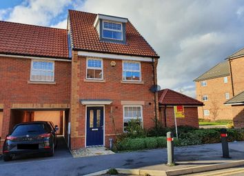 Thumbnail 4 bed link-detached house for sale in Didcot, Oxfordshire