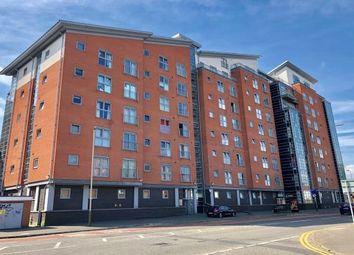 2 bed flat to rent in Burgess House, Leicester LE1