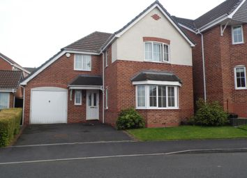 Thumbnail 4 bed detached house for sale in Ludgate Close, Tividale, Oldbury