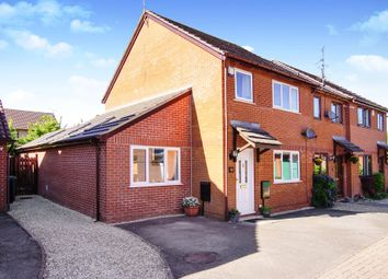 Thumbnail 4 bed end terrace house for sale in Woodlands Road, Charfield, Wotton-Under-Edge