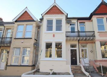 Thumbnail 3 bed terraced house for sale in Thornbury Park Avenue, Plymouth