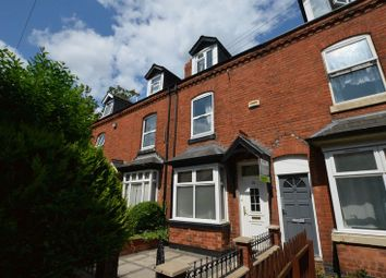Thumbnail 3 bed terraced house to rent in Daisy Road, Edgbaston, Birmingham