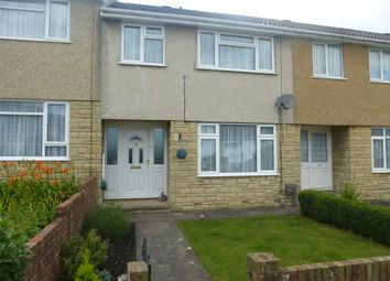 Thumbnail 3 bed terraced house for sale in Courtney Way, Kingswood, Bristol