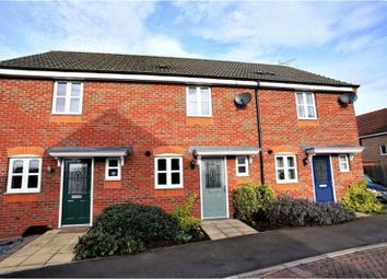 Thumbnail 2 bed terraced house to rent in Maximus Road, North Hykeham, Lincoln