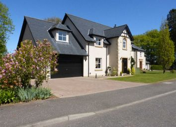 Thumbnail 5 bed detached house for sale in Druids Park, Murthly, Perthshire