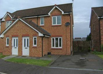 Thumbnail 3 bed semi-detached house to rent in Caulstran Street, Dumfries