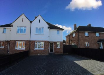 Annesley Road, Newport Pagnell, Buckinghamshire MK16. 3 bed semi-detached house for sale