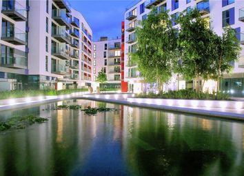 Thumbnail 1 bedroom flat for sale in 4 Saffron Central Square, Croydon, Surrey
