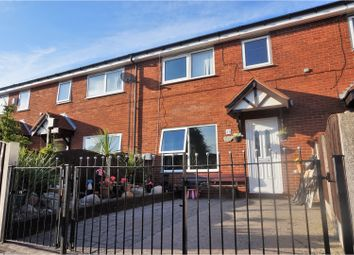 Thumbnail 3 bedroom terraced house for sale in Chancel Avenue, Salford