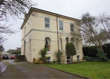 Thumbnail 2 bed flat for sale in 16 Sydenham Road North, Cheltenham