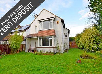 Thumbnail 3 bedroom detached house to rent in Burnham Avenue, Bognor Regis
