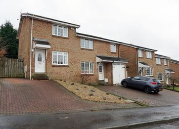 Thumbnail 2 bed semi-detached house for sale in Appleby Close, Newlandsmuir, East Kilbride
