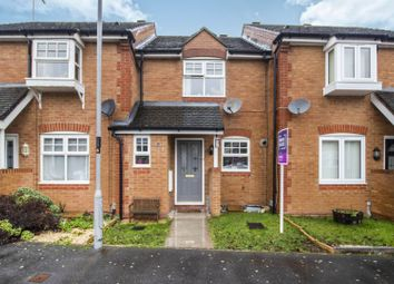 Thumbnail 2 bed terraced house for sale in Kickdom Close, Salisbury