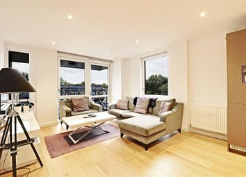 Thumbnail 2 bed flat to rent in Lighterage Court, High Street, Brentford