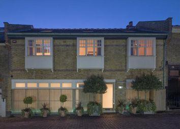 Thumbnail 4 bed mews house for sale in Daleham Mews, Belsize Park, London