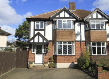 Thumbnail 3 bed semi-detached house for sale in Springfield Gardens, Ruislip