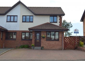 Thumbnail 3 bed semi-detached house to rent in Saddlers Gate, Strathaven