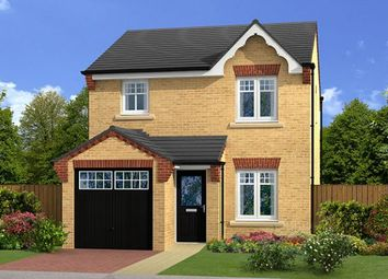 "Thumbnail 3 bed detached house for sale in ""The Alderton"" at Cowick Road, Snaith, Goole"