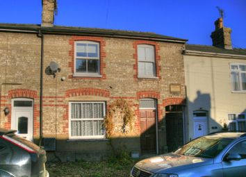 Thumbnail 3 bed terraced house for sale in Exeter Road, Newmarket