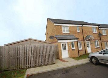 Thumbnail 3 bed end terrace house for sale in Glen Isla Drive, Carluke, South Lanarkshire