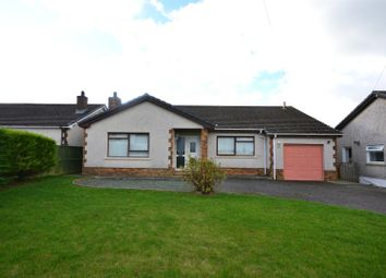 Thumbnail 3 bed detached bungalow for sale in Penllain, Penparc, Cardigan