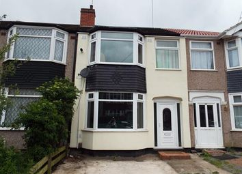 Thumbnail 3 bed terraced house for sale in Treherne Road, Coventry