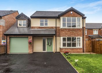Thumbnail 5 bed detached house for sale in Boundary View, Near Lanchester, Burnhope, Durham