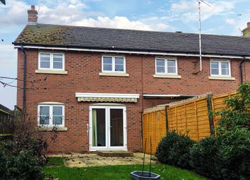 Thumbnail 3 bed terraced house to rent in Railway Crescent, Shipston On Stour, Warwickshire