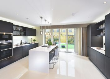 Thumbnail 4 bedroom town house for sale in Brewery Lane, Off London Road, Twickenham