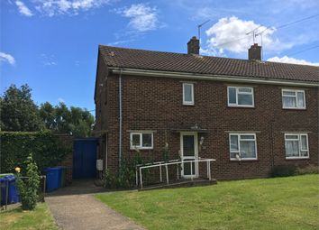 Thumbnail 3 bed flat for sale in Kent Avenue, Sittingbourne, Kent